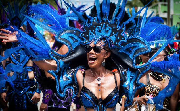 Carnival - Photo Courtesy Andrew Usher
