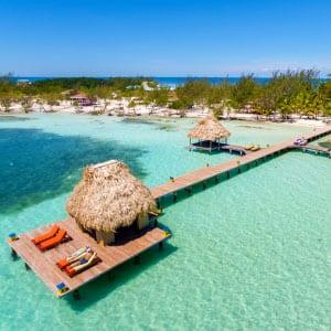 Caribbean Culture, Lifestyle, Belize, Coco Plum Caye