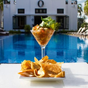 Caribbean Culture, Lifestyle, Belize, Restaurant, O Restaurant, Las Terrazas