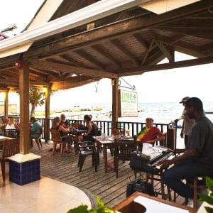 Caribbean Culture, Lifestyle, Belize, Restaurant, Verandah, Jambel Jerk, Sunbreeze Suites
