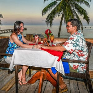 Caribbean Culture, Lifestyle, Belize, Blue Water Grill, San Pedro
