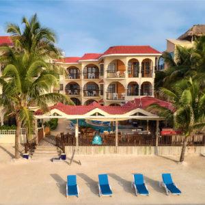 Caribbean Culture, Lifestyle, Belize, Sunbreeze Suites, San Pedro