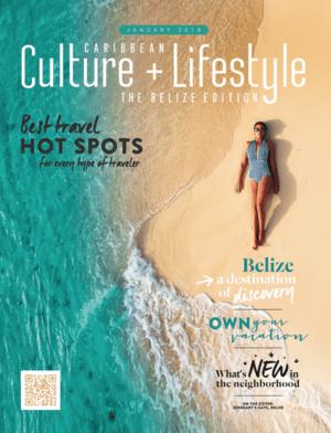 Caribbean Culture, Lifestyle, Belize, Cover